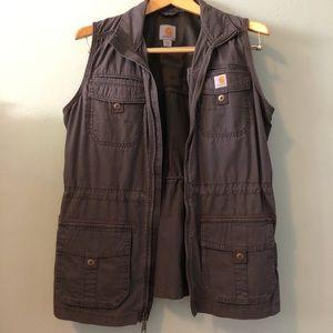 Carhartt women's El Paso Utility Vest